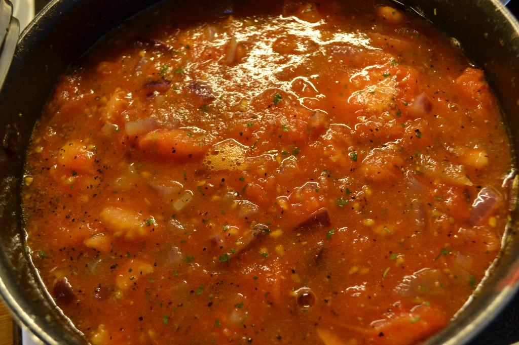 tomatsaus