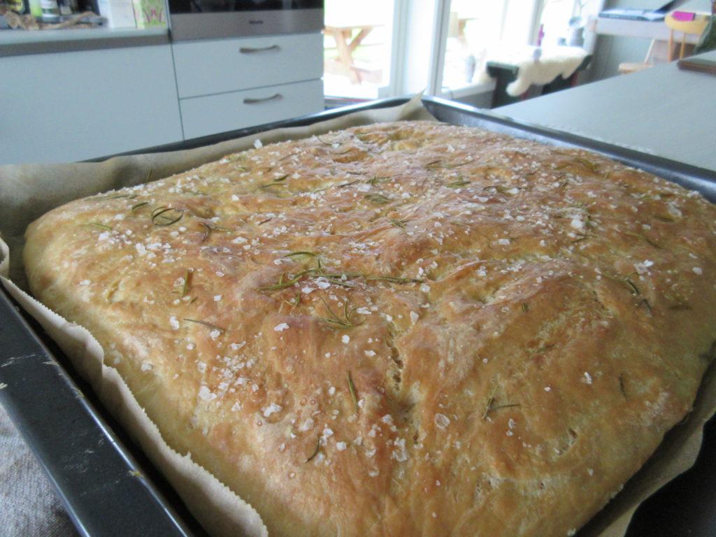 Eltefritt olivenbrød